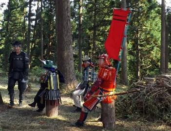 増山城戦国祭り