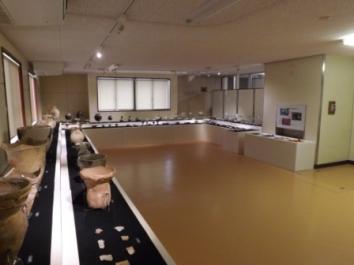 文化財保護センター常設展