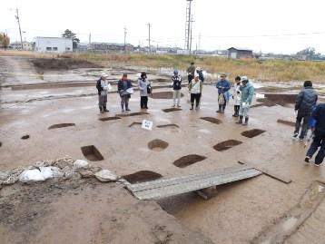 石盛遺跡掘立柱建物
