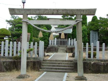名古屋市鳴海町成海神社