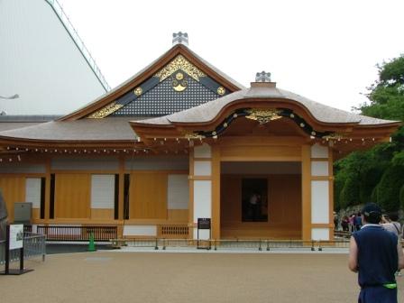 名古屋城本丸御殿・復元工事