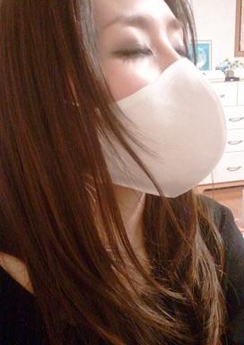 寝る時マスク1