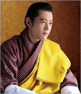 ブータン王国国王ジグミ・ケサル陛下
