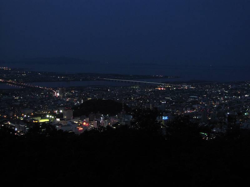 徳島の眉山4