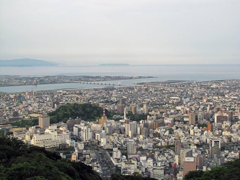 徳島の眉山2