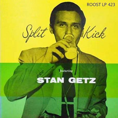 Stan Getz Split Kicj Roost RLP 423