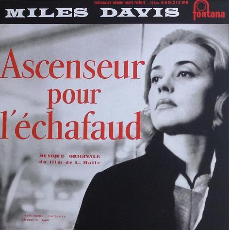 Miles Davis Ascenseur pour léchafaud Fontana
