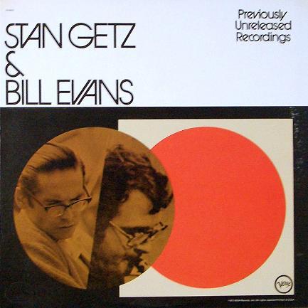 Stan Getz Bill Evans Verve V6-8833