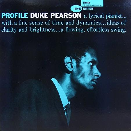 Duke Pearson Profile Blue Note BST 84022