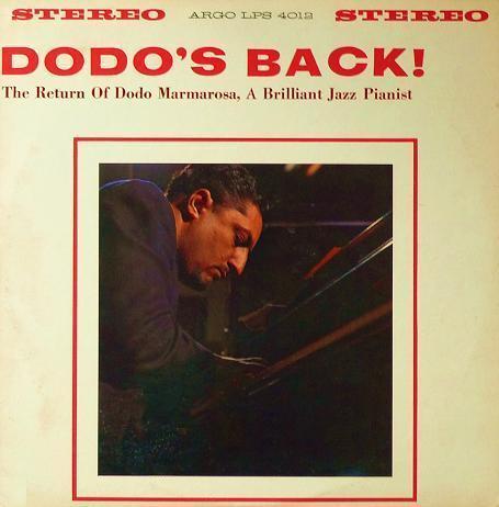 Dodo Marmarosa Dodos Back! Argo LPS 4012