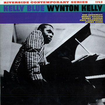 Wynton Kelly Kelly Blue Riverside RLP 1142