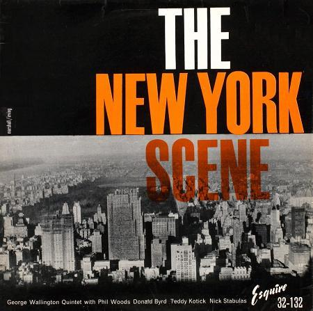 George Wallington The New York Scene Esquire 32-132
