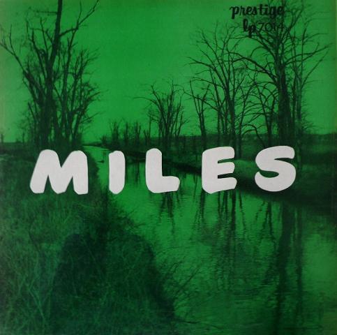 Miles Davis The New Miles Davis Quintet Prestige PRLP 7014
