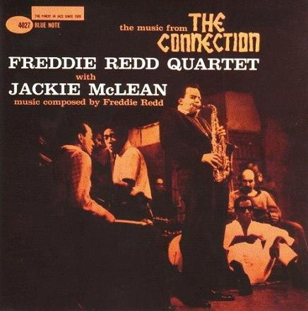 Freddie Redd The Music From The Connection Blue Note BLP 4027