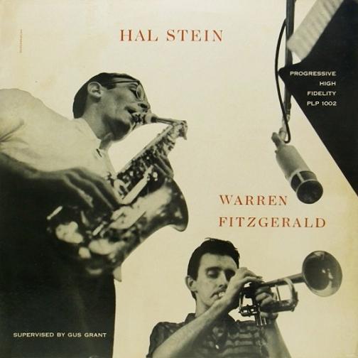 Hal Stein - Warren Fitzgerald Progressive PLP 1002