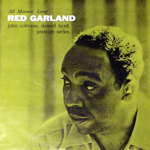 Red Garland All Mornin Long Top Rank 5023