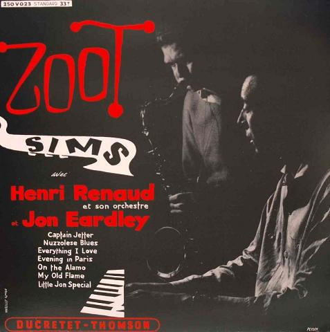 Zoot Sims On Ducretet Thomson