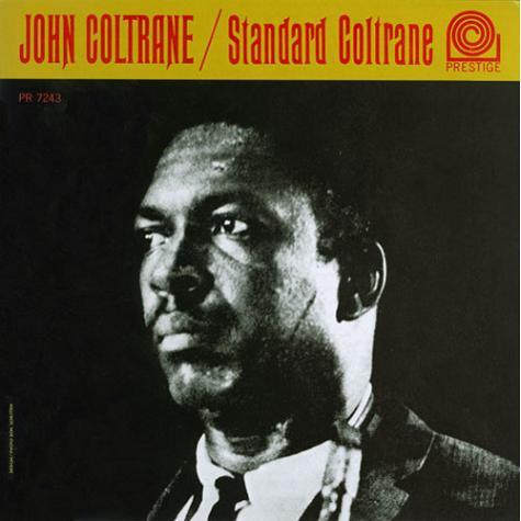John Coltrane Standard Coltrane Prestige PRLP 7243