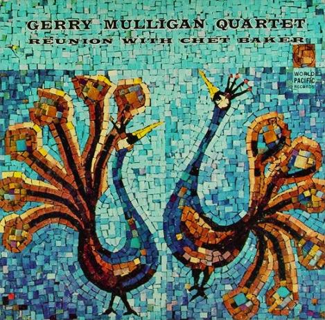 Gerry Mulligan Quartet Reunion With Chet Baker World Pacific PJ-1241