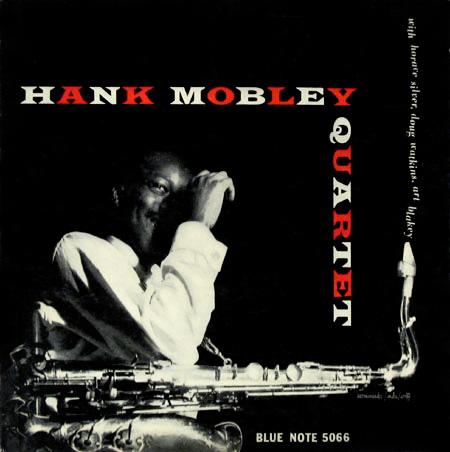 Hank Mobley Quartet Blue Note BLP 5066