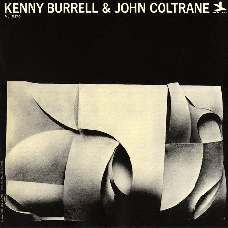 Kenny Burrell  John Coltrane New Jazz NJLP 8276
