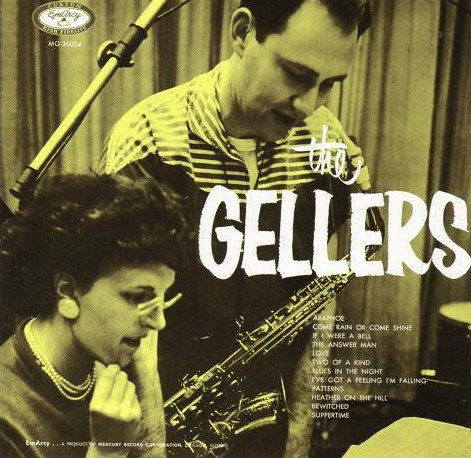 Herb Geller The Gellers EmArcy MG-36024