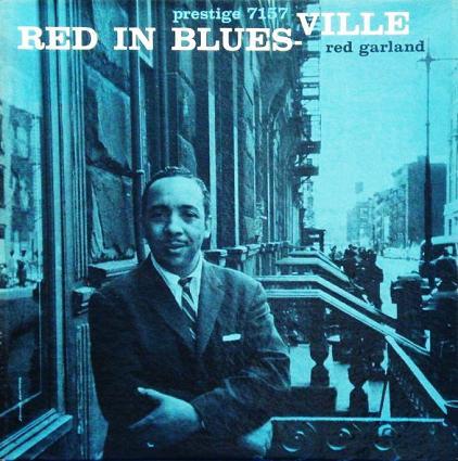 Red Garland Red In Blues-Ville Prestige PRLP 7157