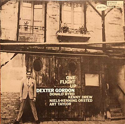 Dexter Gordon One Flight Up Blue Note BST 84176
