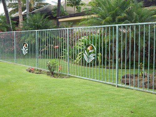 壁 門 柵  (3)