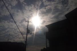 5-21 金環日食