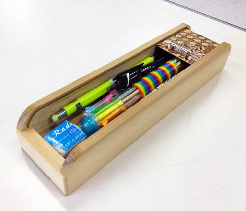 寄木ペンケース 2