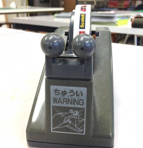 エスカルゴテープカッター2