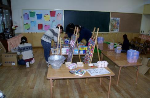 2006-06-11 24年度ケーキ作り、フェスタ準備 003 (800x525)