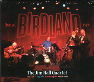 Jim Hall Live At Birdland