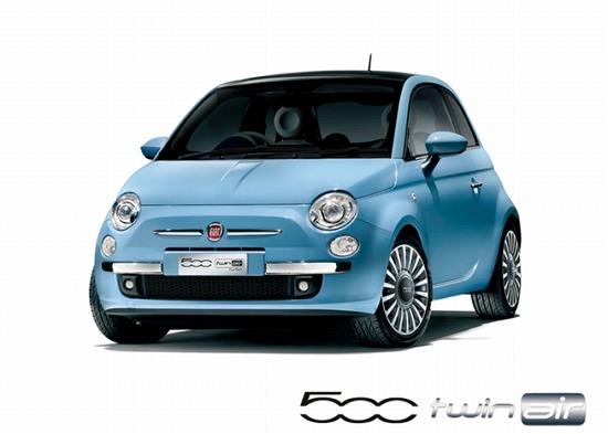 Fiat500ツインエア