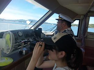 旅行:髭船長