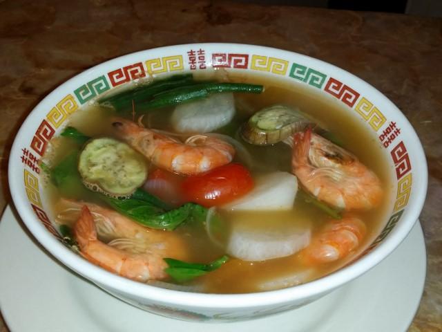 シリガンスープ