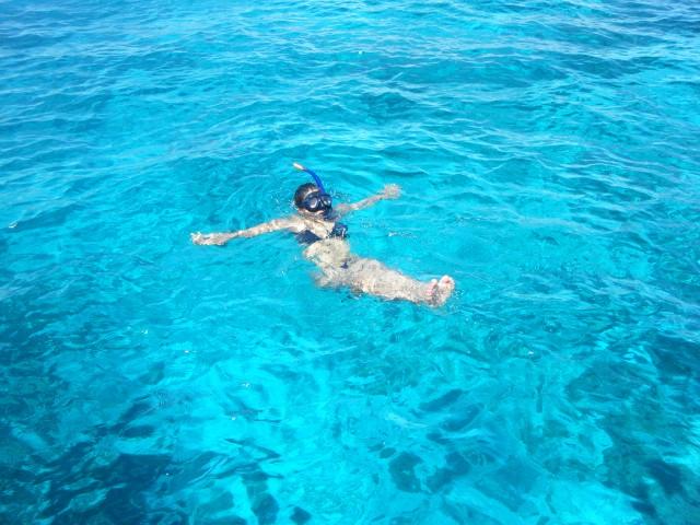 セブの海2