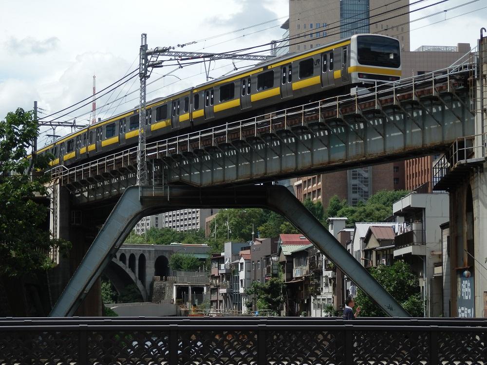 神田川橋梁