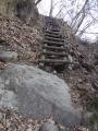 怖すぎる階段