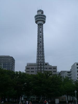 マリンタワー 縮小