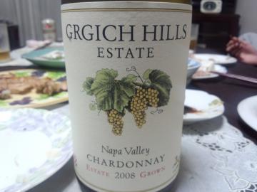 白ワイン 表