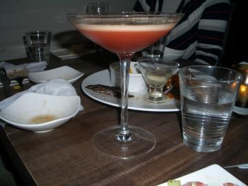 日本酒カクテル 縮小