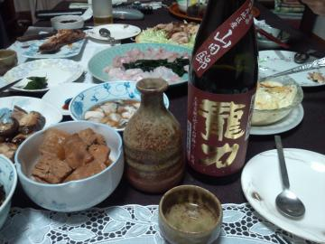 お酒と料理