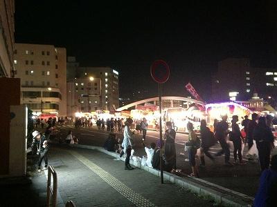 くんち2014出店3
