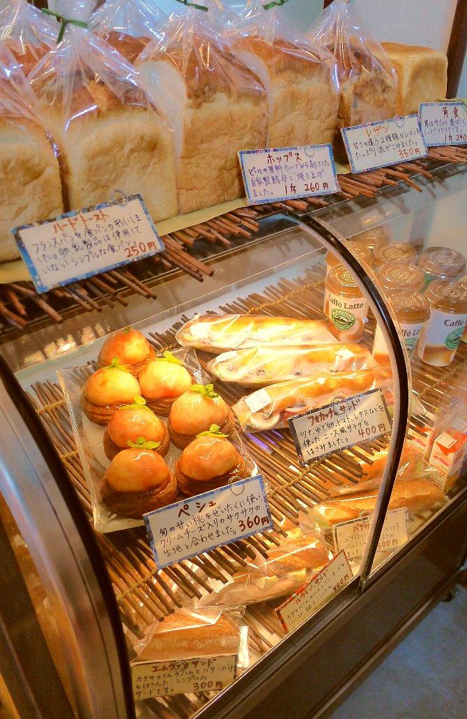 サンドや食パン