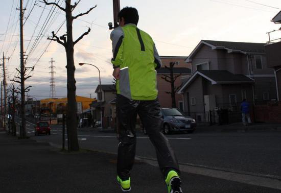 走ってま~す!