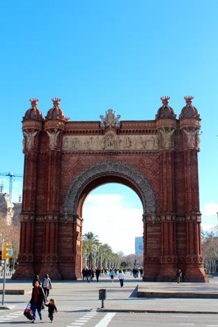 バルセロナ1