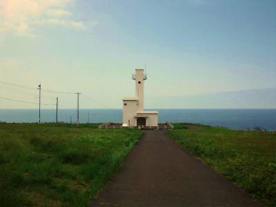 チコギ崎灯台(八森町 H24.05.19)