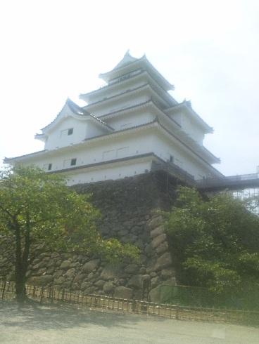 会津若松城1